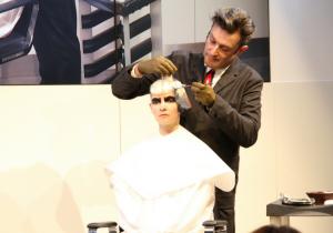 Edward Darley - Fellowship Hairdresser of the Year 2017