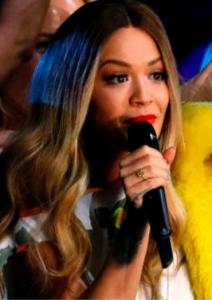 Rita Ora hair EMAs MTV