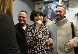 Nicky Pope Colour World launch event