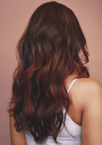 Redken Roseberry colour