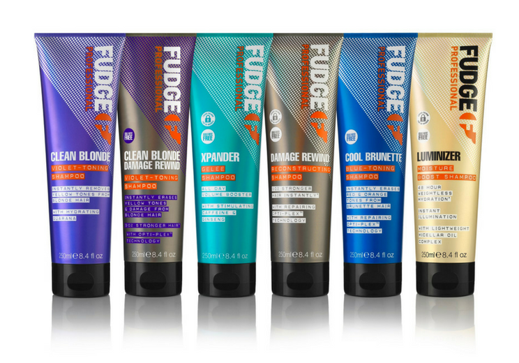 New Fudge Care range