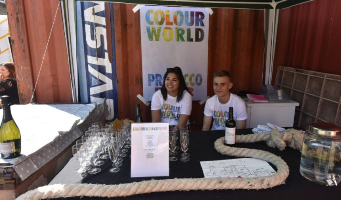Colour World helpers