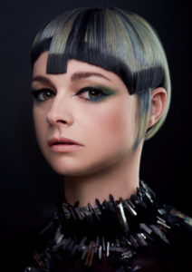 FRAGMENTED – hair by Caroline Brand