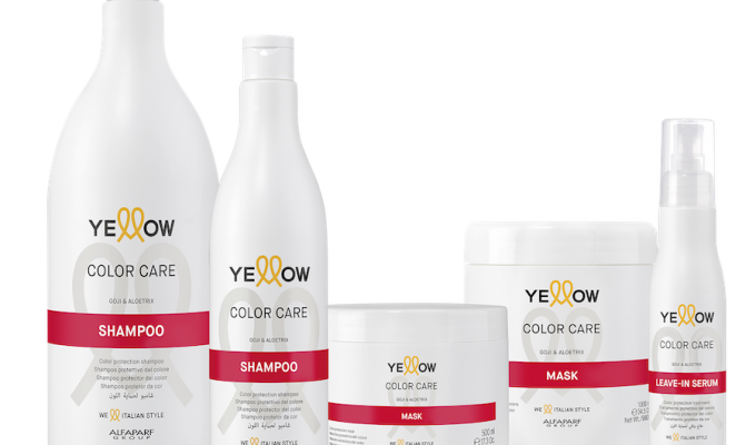 Yellow Colour care group