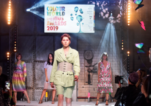Colour Genius Awards Catwalk