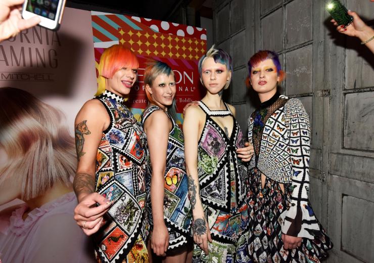 Colour Genius Awards Models