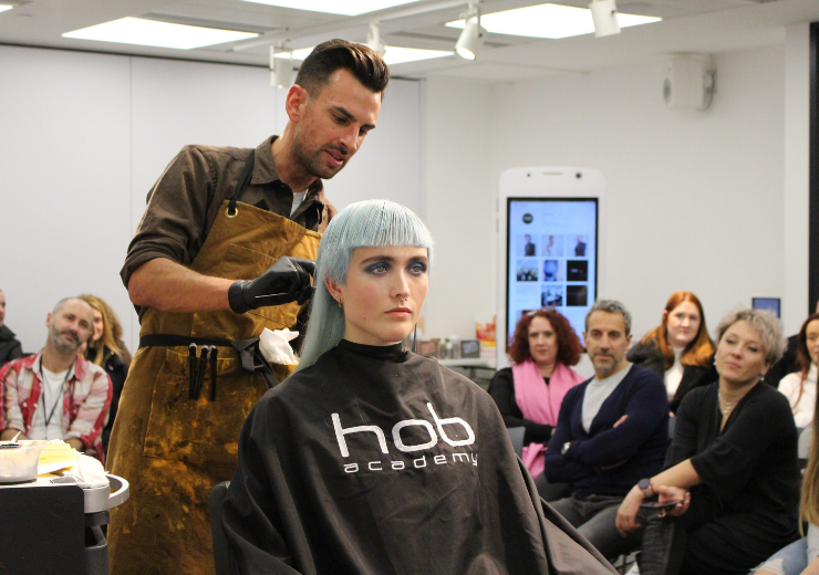 HOB Salons Colour Evolution