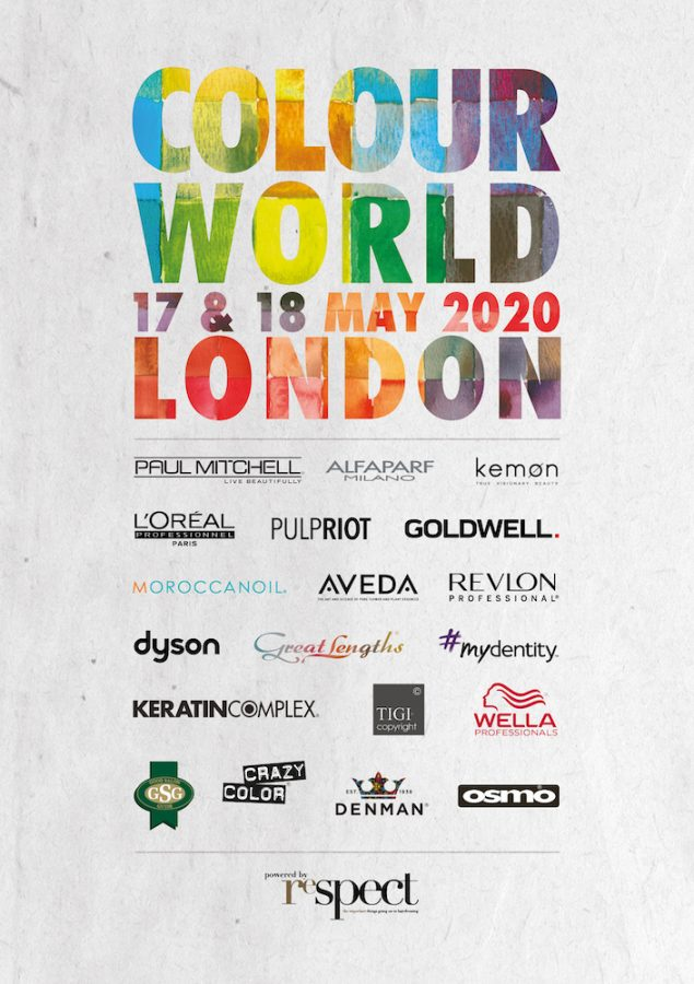 Colour World UK 2020 is go!