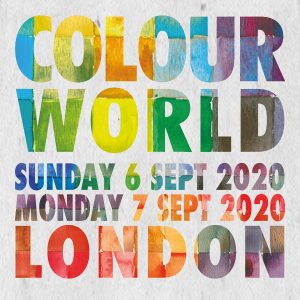 Colour World 2020 dates
