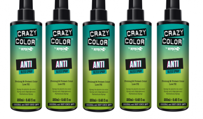 Anti Crazy color spray