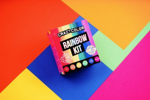 Rainbow Kit by Crazy Color box